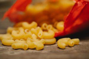 zalm spinazie pasta