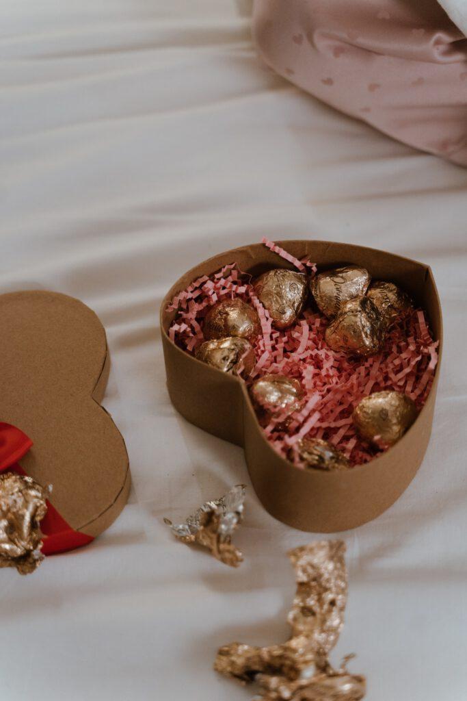 Chocolade versturen
